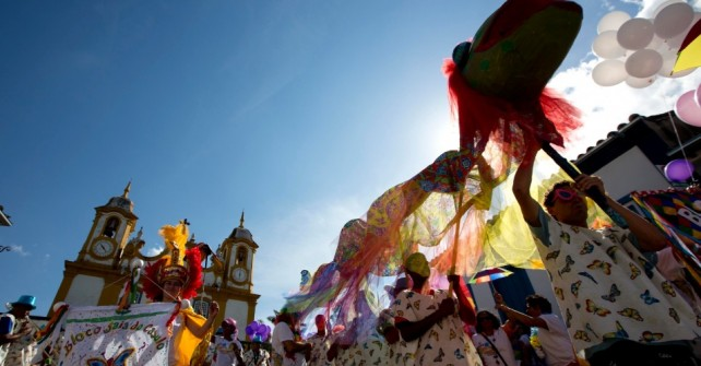 Carnaval em Tiradentes – 2015