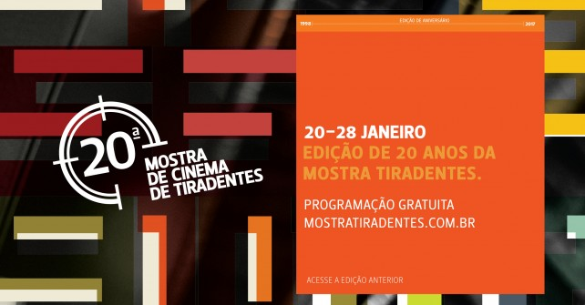 Mostra de Cinema Tiradentes 2018